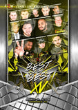 "CZW ""Best of the Best XV"" 4/9/16 DVD"