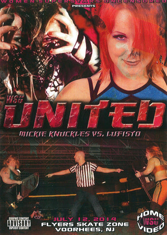 "WSU ""United"" 7/12/2014 DVD"