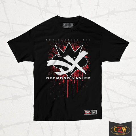 "Dezmond Xavier ""Bleeding Heart"" Shirt"