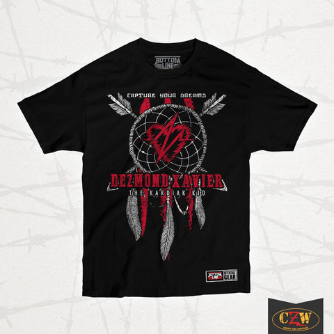 "Dezmond Xavier ""Dreamcatcher"" Shirt"