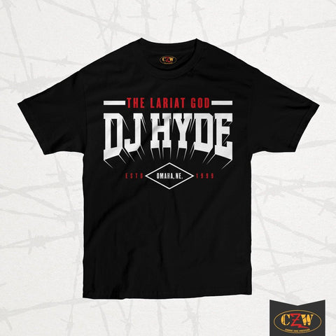 "DJ Hyde ""Lariat God"" Shirt"