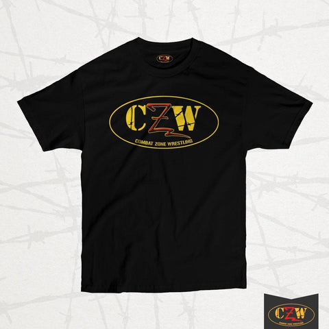 "CZW ""Logo Color"" Shirt"
