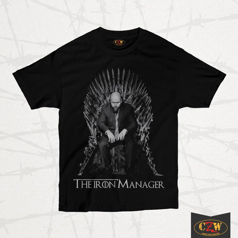 "O14K ""Iron Manager"" Shirt"