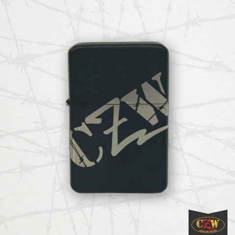 "CZW ""Logo"" Black Lighter"