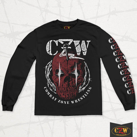 "CZW ""Nail In The Head"" Long Sleeve"