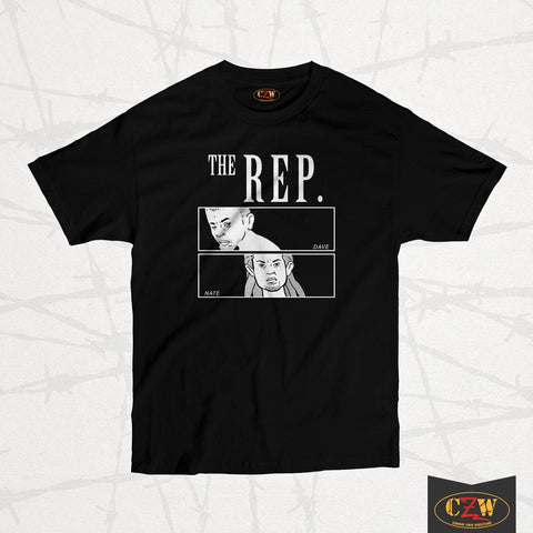 "The Rep ""Faces"" Shirt"