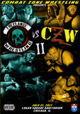 "CZW ""Freelance vs. CZW II"" 7/21/2017 DVD"