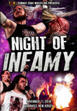 "CZW ""Night of Infamy"" 11/11/2018"