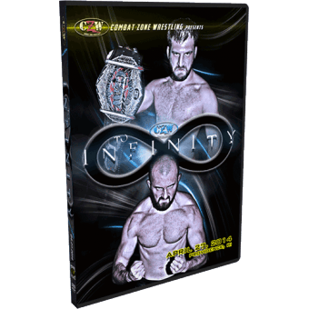 "CZW ""To Infinity"" 4/27/14 DVD"