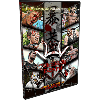 "CZW ""Tournament of Death 13"" 6/14/2014 DVD"