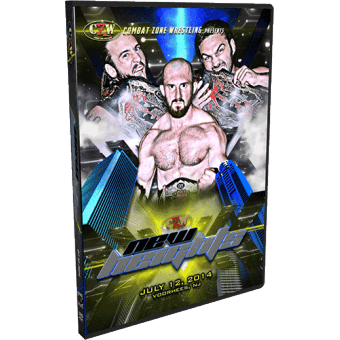"CZW ""New Heights 2014"" 7/12/14 DVD"