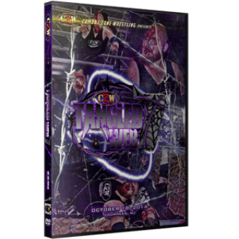"CZW ""Tangeled Web 7"" 10/18/2014 DVD"