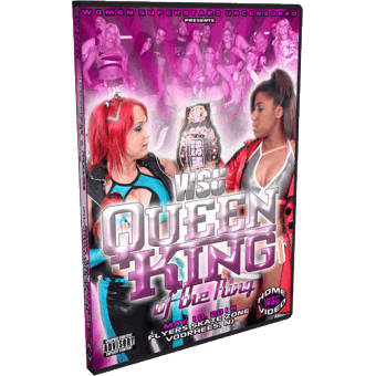 "WSU ""Queen and King Tournament 2014"" 5/10/2014 DVD"