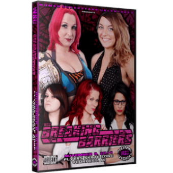 "WSU ""Breaking Barriers 2014"" 11/8/2014 DVD"