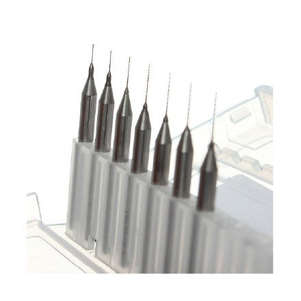 Kit de brocas de limpieza (0.2mm - 0.5mm)