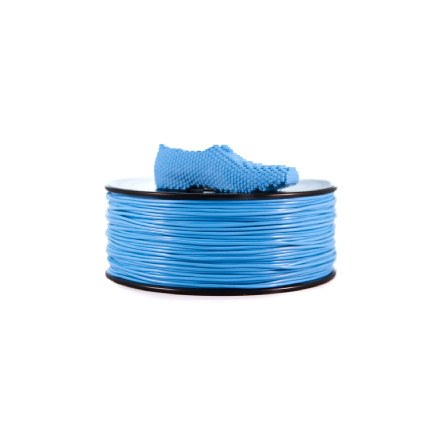 Filamento - Filaflex Azul 1,75 Mm (flexible)