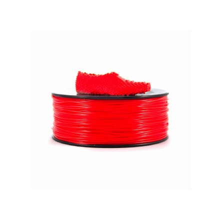 Filamento - Filaflex Rojo 1,75 Mm (flexible)