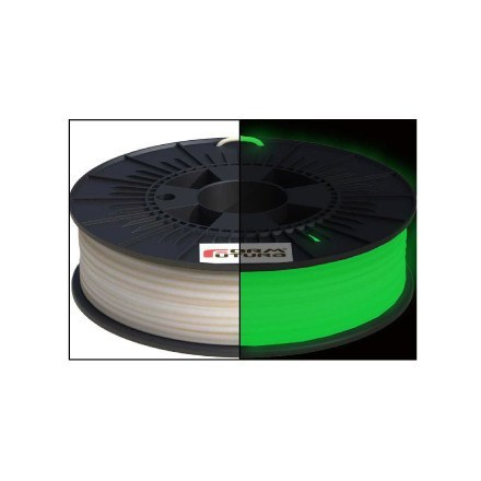 Filamento - Formfutura ABS EasyFil™ Glow In The Dark Green (3 Mm)