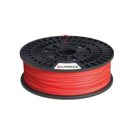 Filamento - FormFutura ABS Premium Flaming Red (1,75 Mm)