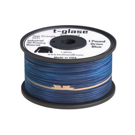 Filamento - Taulman PET T-Glase Azul (1,75 Mm)