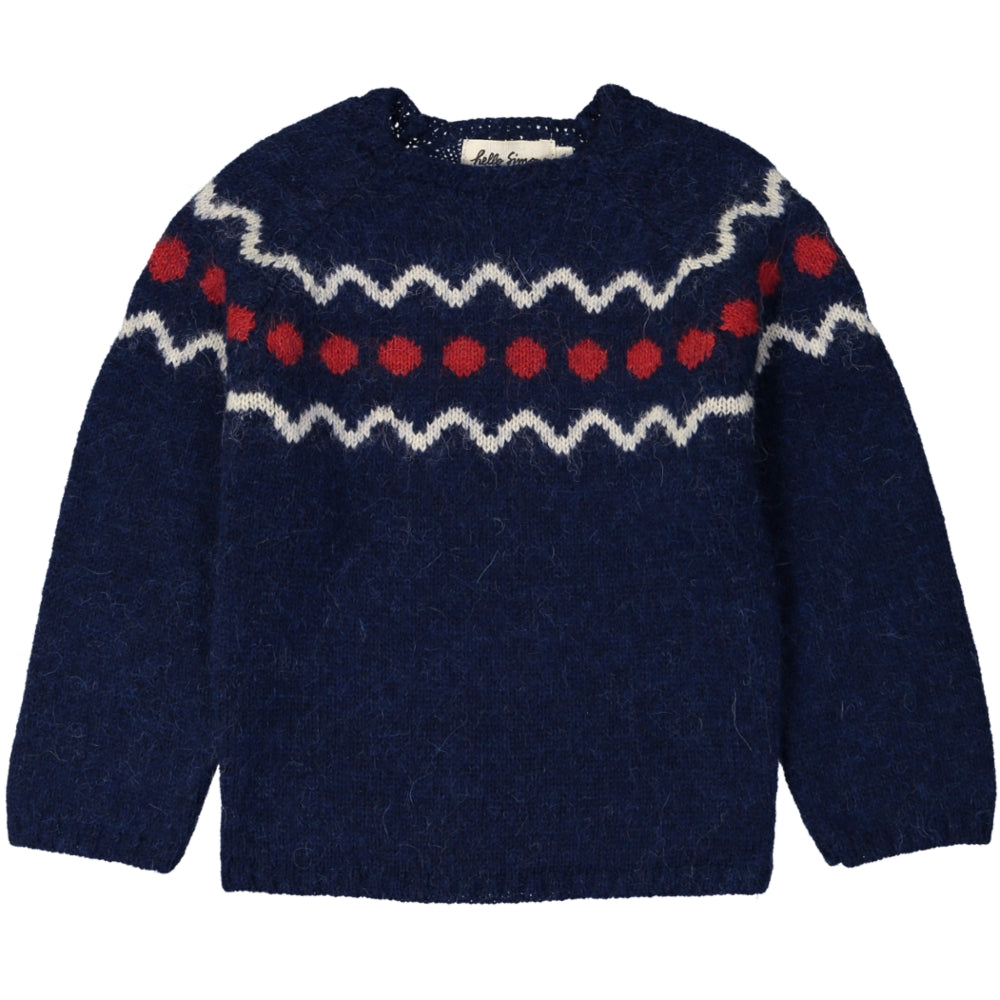 Marmotte Sweater Spiti Blue