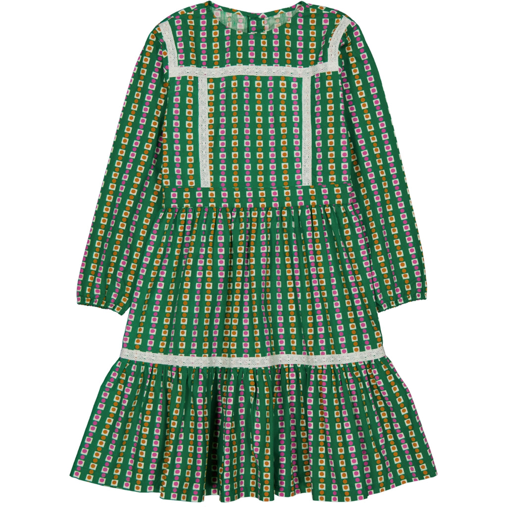 Anoushka dress Cocotte Green
