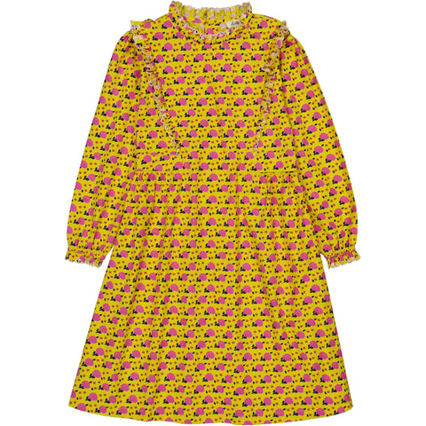 Azzia dress Envol Yellow