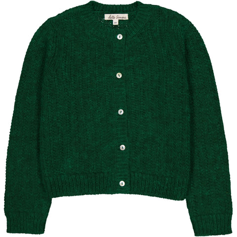 June Cardigan Green