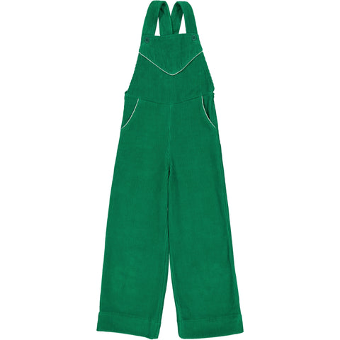 Lise Overall Green