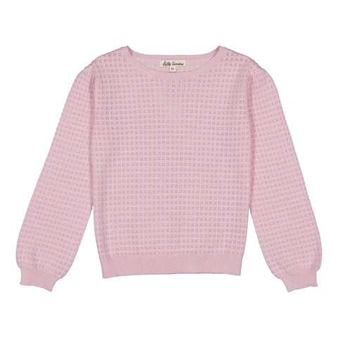 Emma sweater Pale Lila