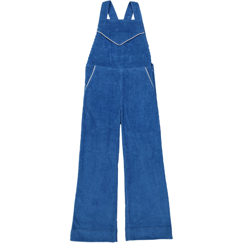 Lise Overall Blue