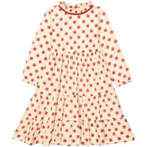 Mirabelle dress Etoile Red