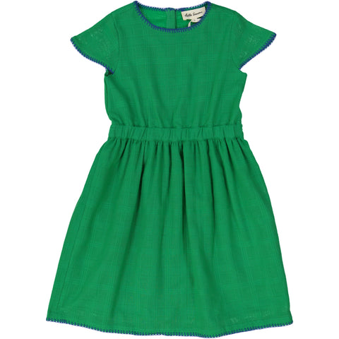 Orphée dress Green