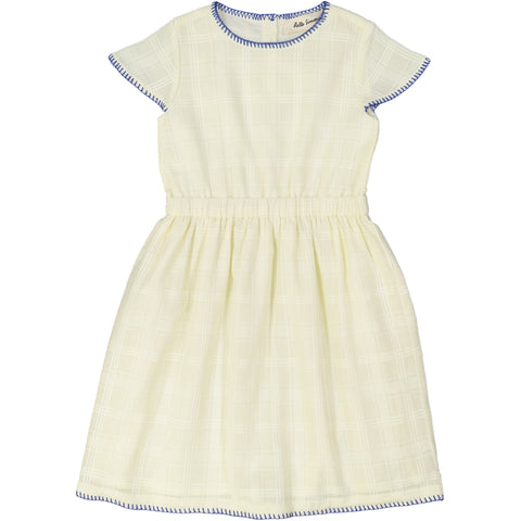 Orphée dress Off White