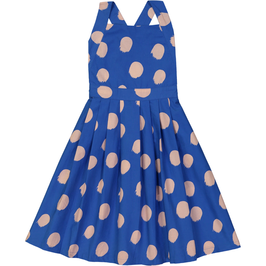 Athéna dress Comets Blue
