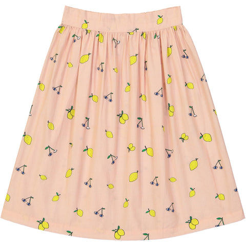 Charlotte skirt Lemon