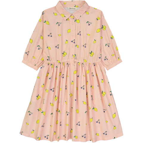 Nephtys dress Lemon
