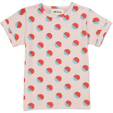 T-shirt Plume Sunset Blush