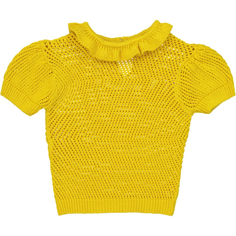 Cassy Sweater Yellow