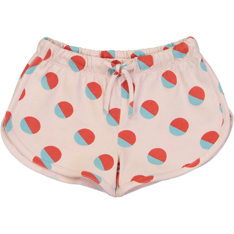 Astrid Short Sunset Blush