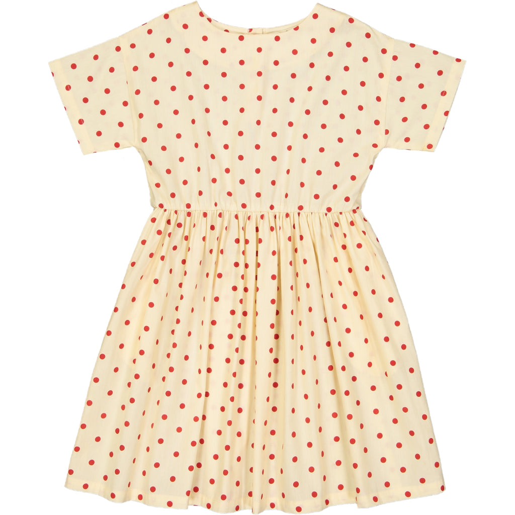 Thao dress Dots Red