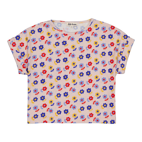 Crop T-shirt Michelle Angel Rose