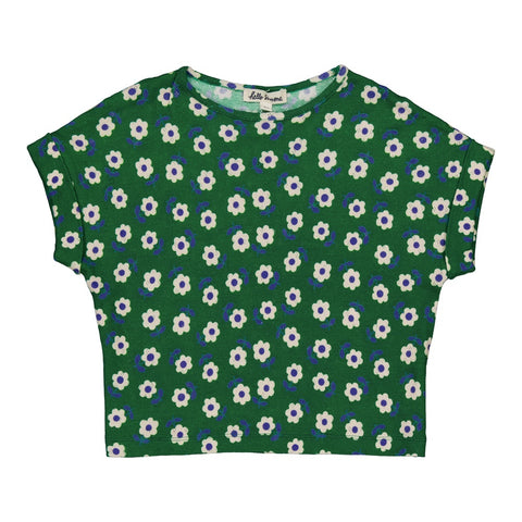 Crop T-shirt Michelle Green