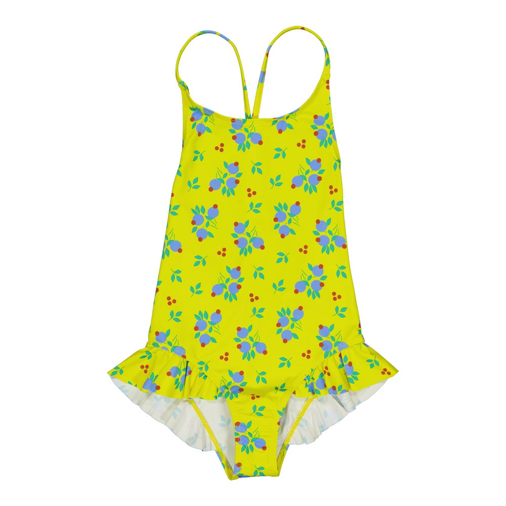Ondine Swimsuit Lemon Yellow