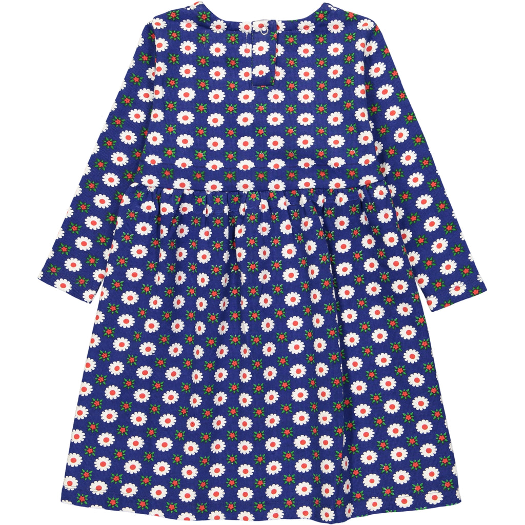 Suzanne dress Marguerite Blue