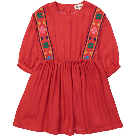 Thétis Dress Lara Red