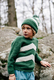 Marmotte Sweater Tolstoi Green