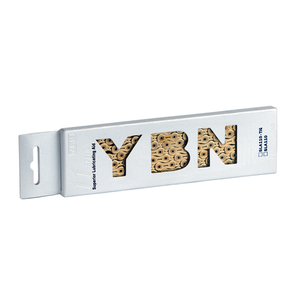 YBN 11 Speed Ti-Nitride Gold Chain SLA110 (222g)