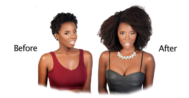 Natural hair clip in and weft extensions curl sistas hair natural hair extensions natural hair clip ins pmusecretfo Images