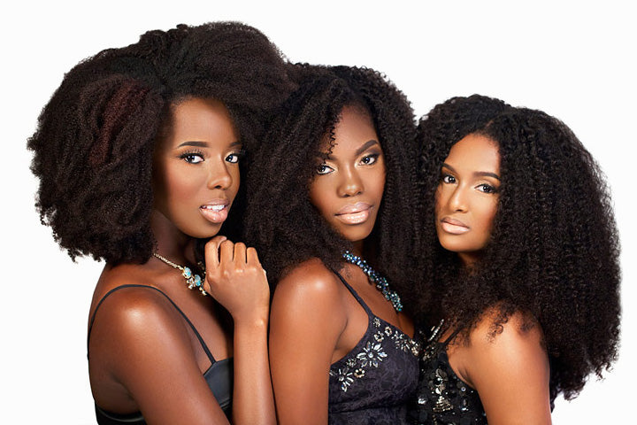 Natural hair clip in and weft extensions curl sistas hair 100 virgin human hair pmusecretfo Image collections